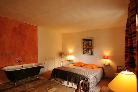La Maison du Farfadet - Vézenobres - Bed & Breakfast