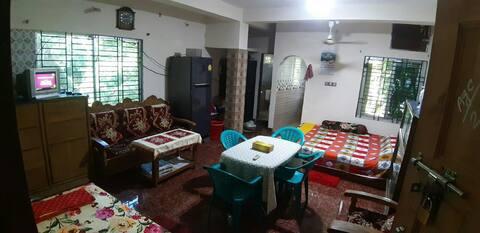 Studio apartment in Cox's Bazar