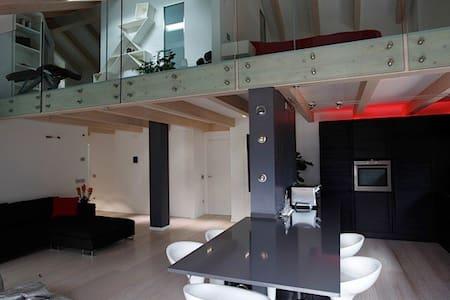 Loft moderno con vista fantastica - Mattarello - Loft