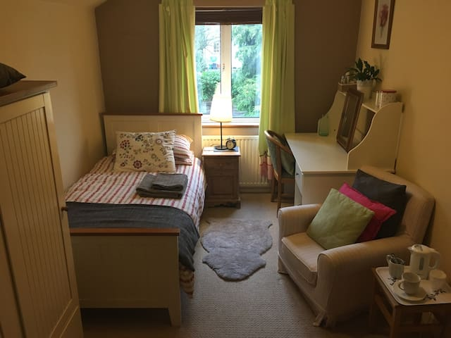 Lovely, spacious single room - Enfield - Casa