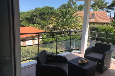 Anglet, Appartement T 3, 4 personnes