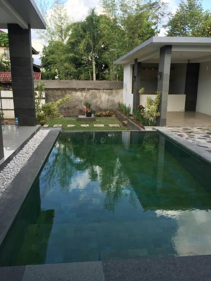Private Sumba villa