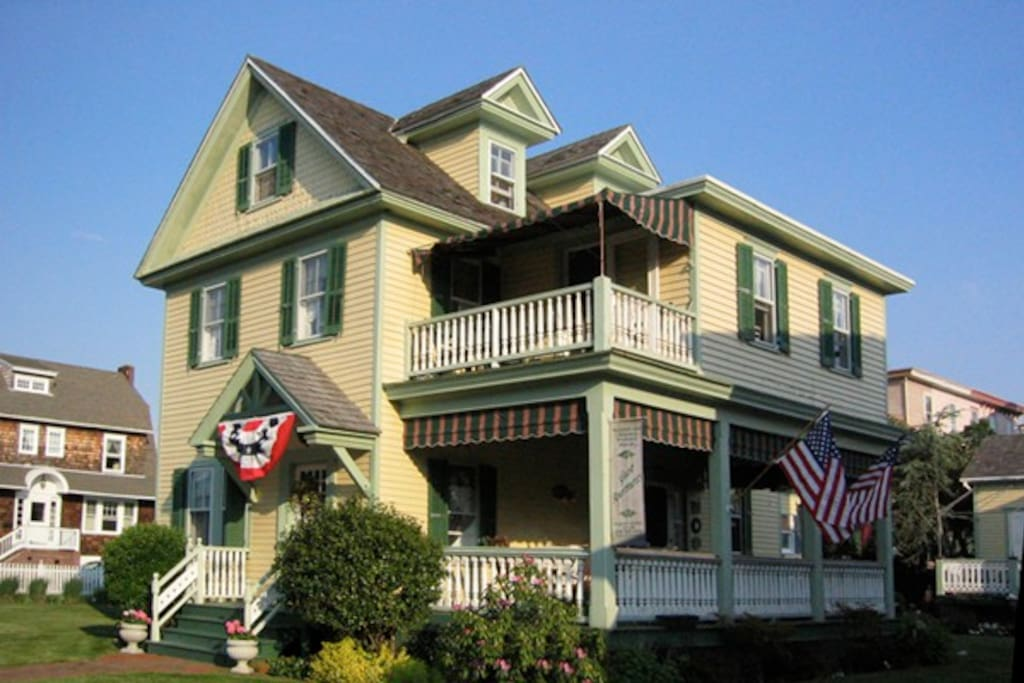 Near The Beach Owners Quarters Apartments For Rent In Cape May New Jersey