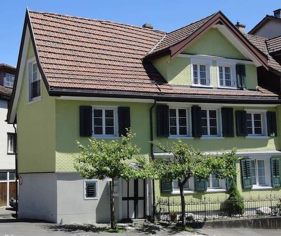 Rheintal-Zimmer