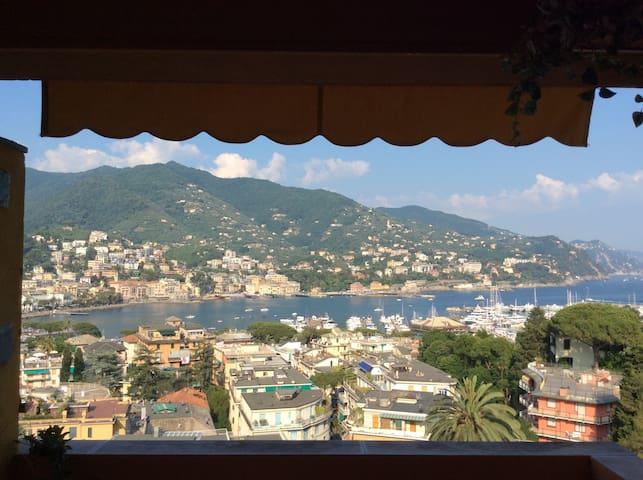 Rapallo 40 mq Apt. # 605    - Vista mare Tigullio - Rapallo - Condominio
