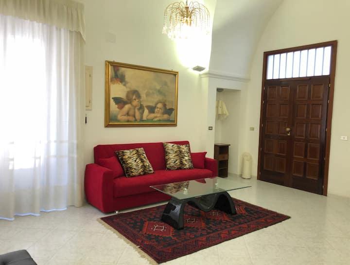 Appartamento -Dimora del '500 in pieno centro