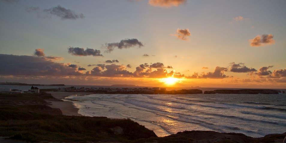 Beach house Baleal -Sunlight