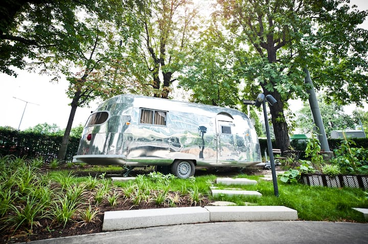 Daniel Airstream Trailer