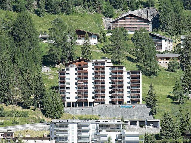 Ferienwohnung 38 m² Guardaval in Davos