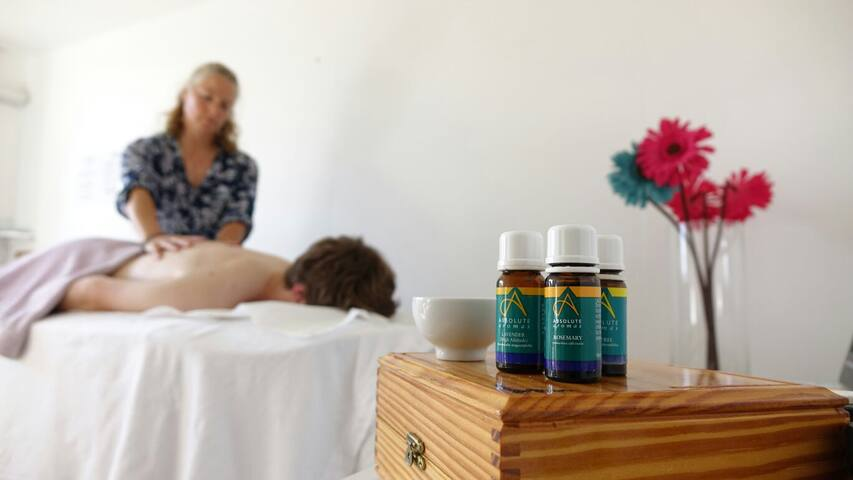 Spa and massage treatments