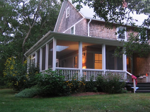Charming 1906 Farmhouse - South Kingstown - Haus