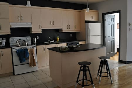 Spacious flat in the heart of mtl - Монреаль
