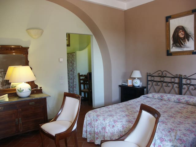 A window on Tuscany - Castelfiorentino (Firenze) - Bed & Breakfast