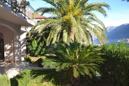 1 SEAFRONT, private balcony - HOUSE 44 - Kotor - Apartemen