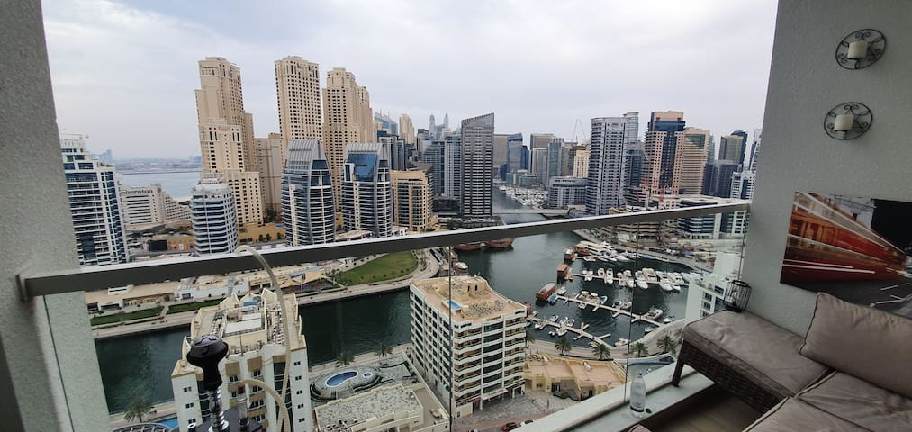 Studio In Dubai Marina