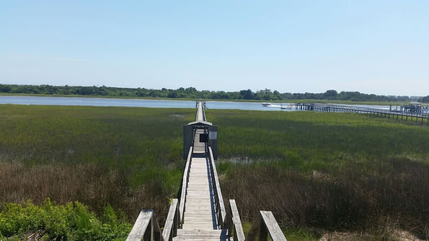 HOLDEN BEACH, NC YOUR WAY!  All Year Round Fun!