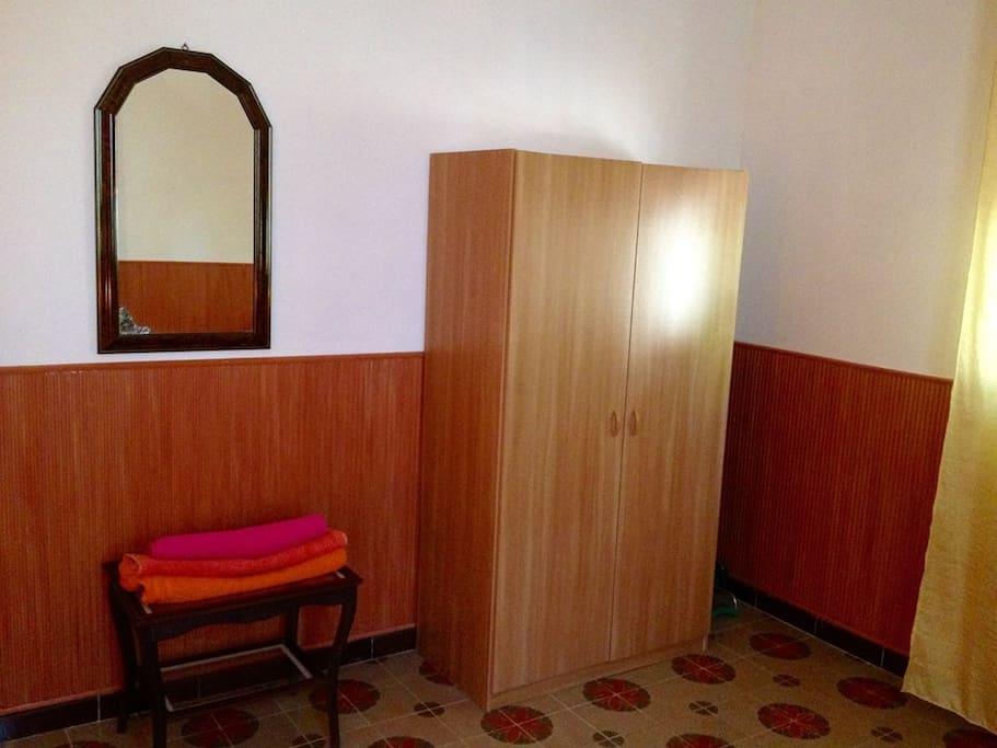 Camera Hibiscus (Matrimoniale - Triple Room)