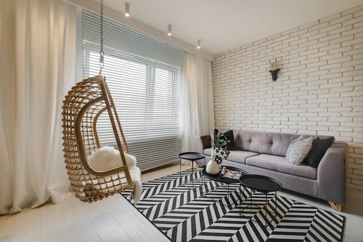 Apartamenty Tespis No.28 OSLO (Francuska 88A/36)