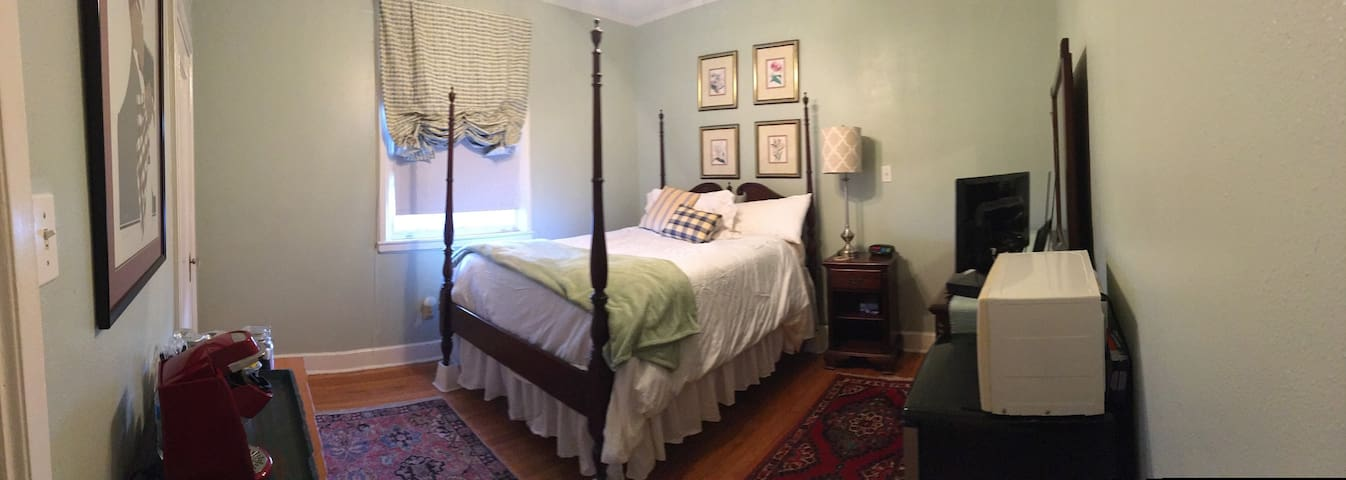 Travel Prof Convenient Cozy  in Old Metairie