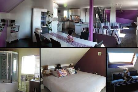 DUPLEX STANDING+ SERVICES /GARDERIE - Uhlwiller - Appartement