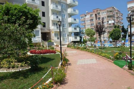 Lux Residence in Alanya