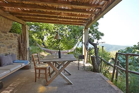 La Quercia - a natural retreat with endless views - Vetulonia