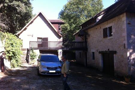 Le Moulin du Rochat - Mauvières - Talo