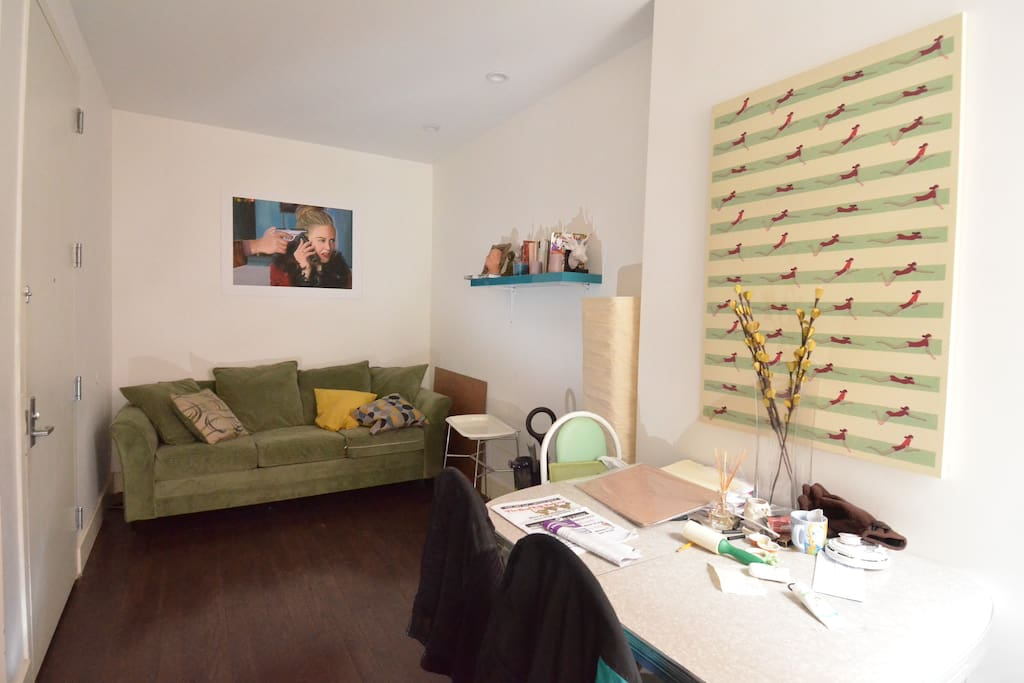 Bed Stuy Apt With Central Air Apartments For Rent In Brooklyn New York United States