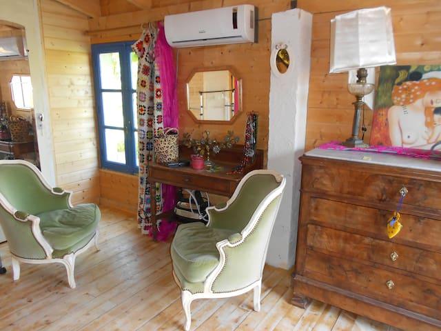 Maison traditionnelle de pécheur - Etaules - Huis