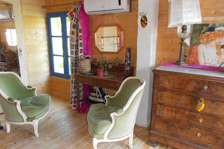 Maison traditionnelle de pécheur - Etaules - Casa
