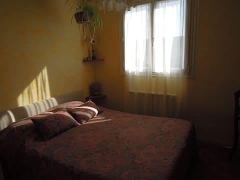 스트라스부르 근처의 편안한 객실 2개