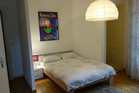 Chambre Montreux Jazz festival - Wohnung