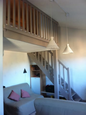Location 6 personnes aux Angles - Les Angles - Appartement