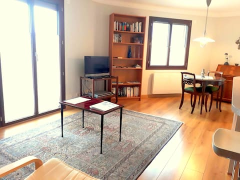 Independent furnished appartment