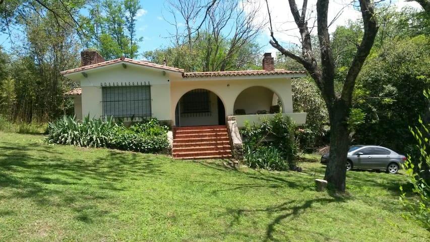 Casa de Campo en Icho Cruz