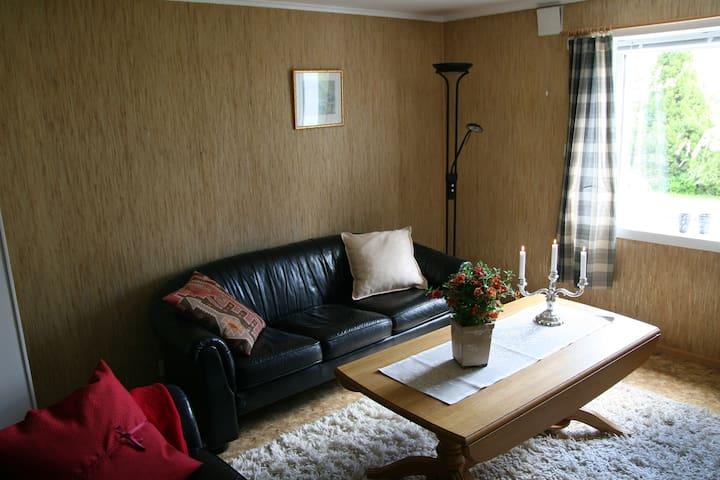 Gjøvik - Nordbyen - Gjøvik - Apartment