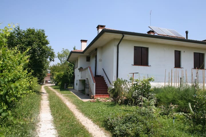PEACEFUL apartment near Treviso - Villorba frazione Fontane - Apartemen