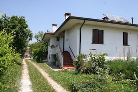 PEACEFUL apartment near Treviso - Flat