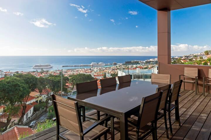 SkyLounge - Luxury Villa by Stay Madeira Island