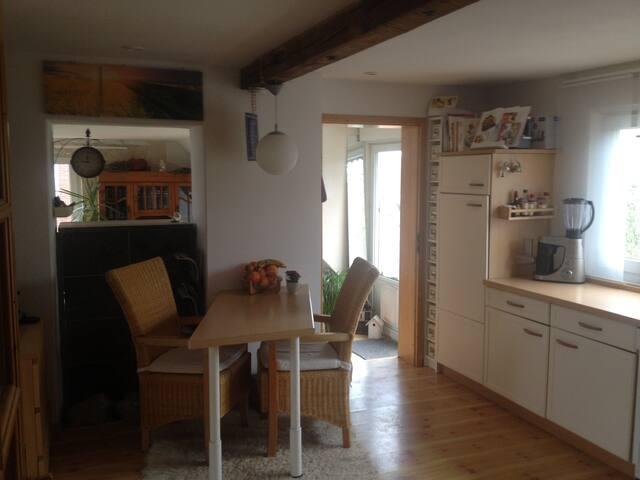 90 qm für euch alleine - Petershagen - Apartment