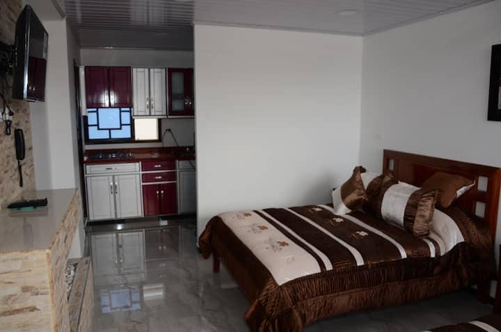 Hotel acogedor  Paipa Boyacá