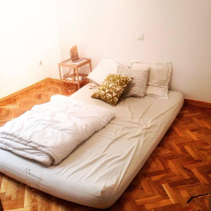 Bedroom. Easy living