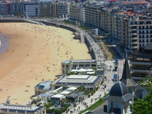 Apartamento 1ª linea playa.WIFI