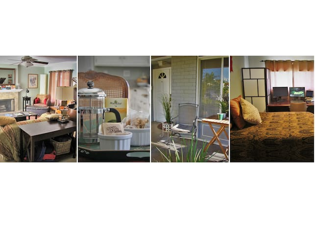 Private Room & Bathroom Near Beach & Disneyland - Santa Ana