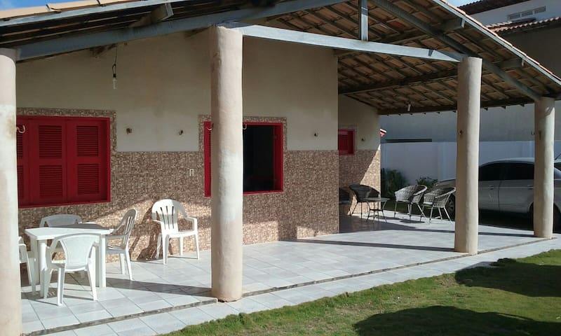 Casa de Praia - 20 metros do Mar - Morro Branco CE - Beberibe - Casa