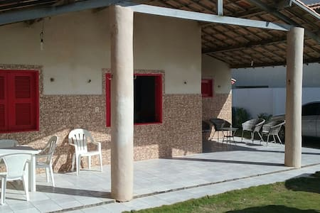 Casa de Praia - 20 metros do Mar - Morro Branco CE - Beberibe