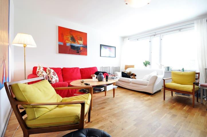 Stockholm island suburb of Lidingö - Lidingö - Appartement