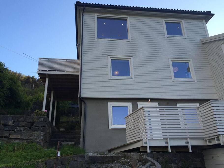 3 terrasses 3 floors