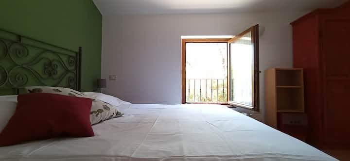 Cozy house in the vineyard -Fogliadalloro-