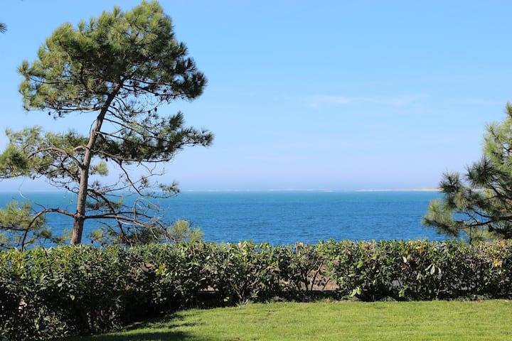 Villa acces plage pyla sur mer 8per
